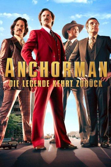 Anchorman : Die Legende Kehrt Zurück (Anchorman 2: The Legend Continues)