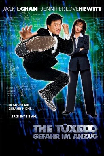 The Tuxedo: Gefahr Im Anzug