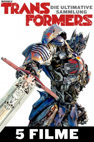 Transformers 5 Filme Collection