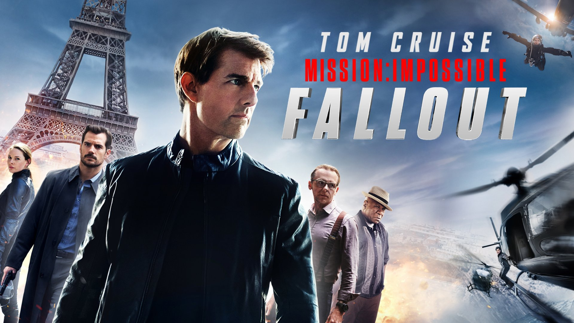 Mission:Impossible - Fallout