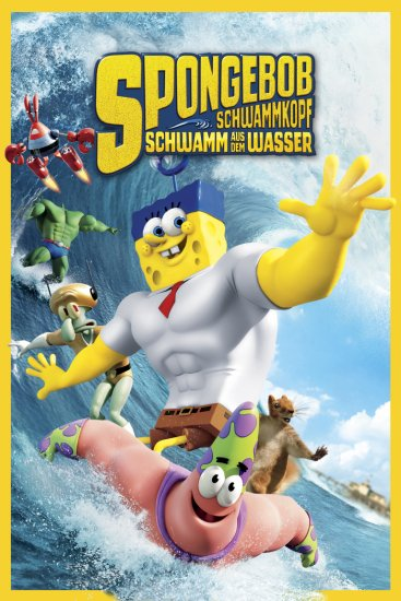 SpongeBob Schwammkopf: Schwamm aus dem Wasser