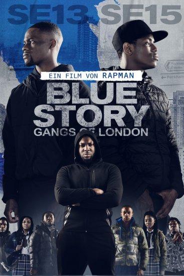 Blue Story - Gangs of London